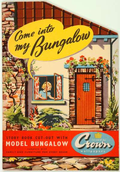 Come into my bungalow