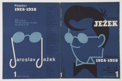 Jaroslav Jezek Songs 1928 – 1938