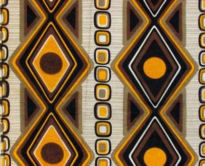 Geometric curtain