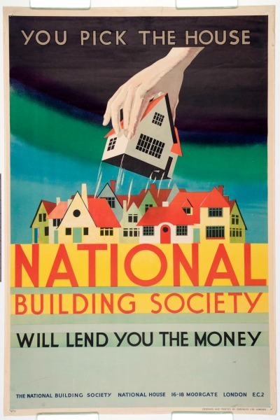 You  Pick the House, National Building Society will lend you the money