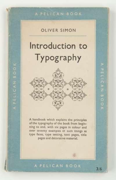 Introduction to Typography handbook
