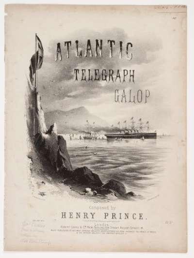 The Atlantic Telegraph Galop