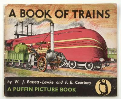 A Book of Trains