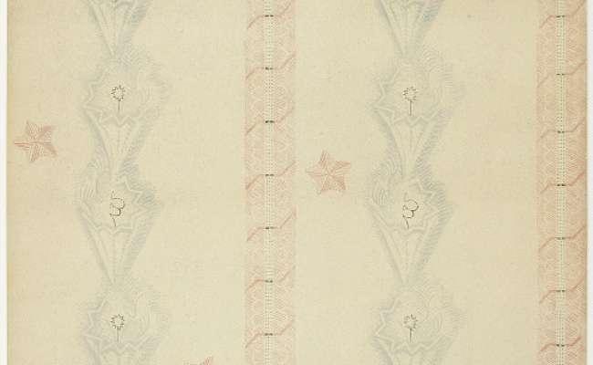 'Salver' – wallpaper sample