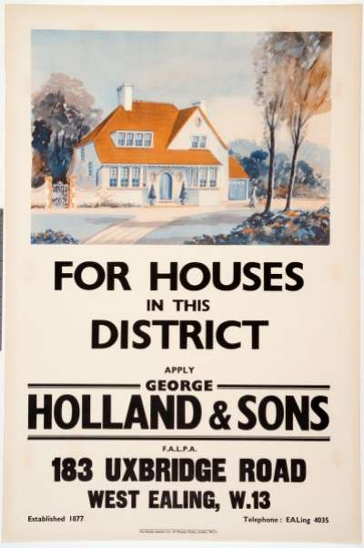 For Houses in this District