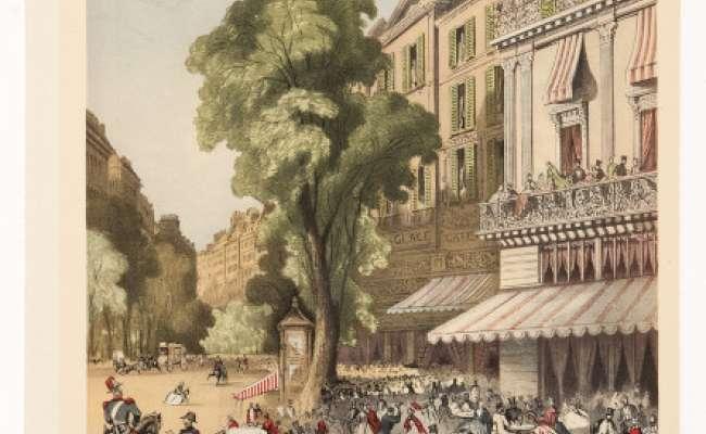 The Boulevards Quadrille