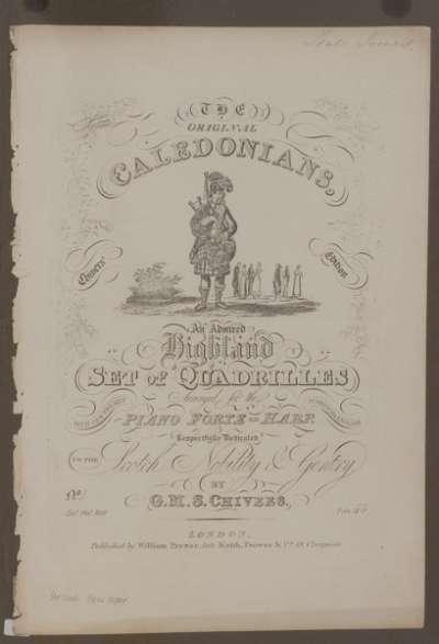 The Original Caledonions