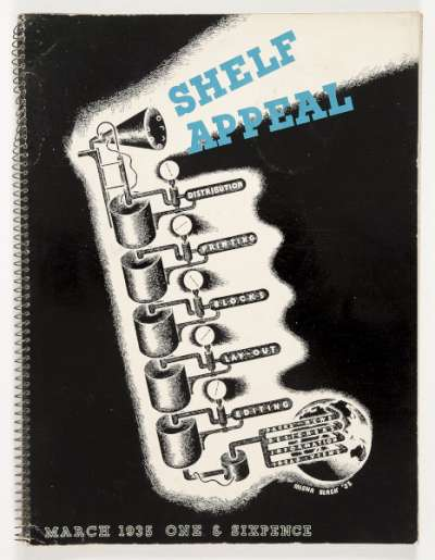 Shelf Appeal magazine