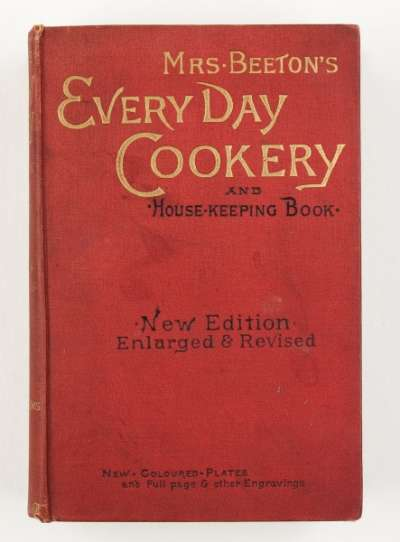 Mrs Beeton's Every Day and Housekeeping Book