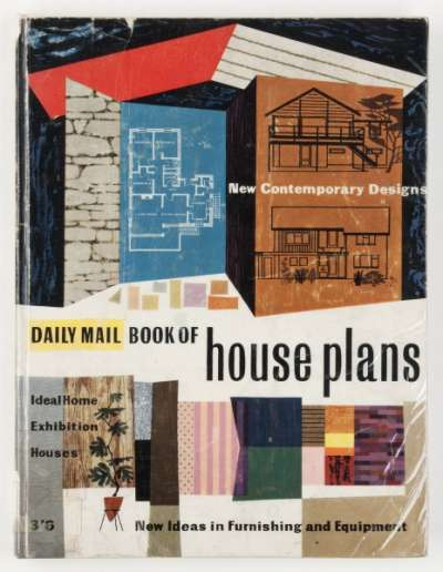 'Daily Mail' book of house plans