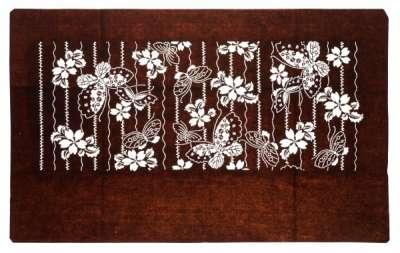 'Sakura' (Cherry Blossom) and Chou (Butterfly) katagami stencil