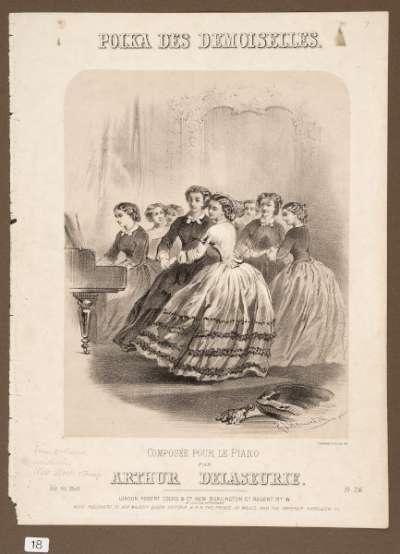 Polka Des Desmoiselles
