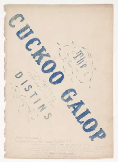The Cuckoo Galop