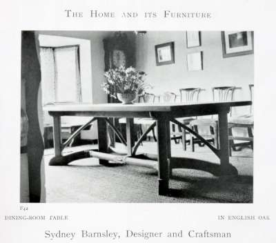The British Home of Today: a book of modern domestic architecture and the applied arts