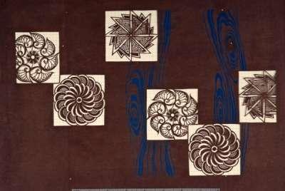 Nejiri (twisted) pattern