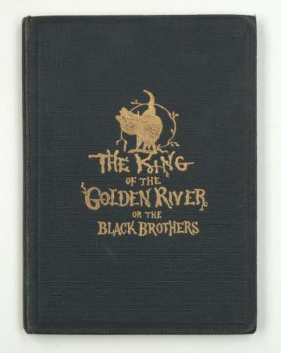 The king of the golden river publication