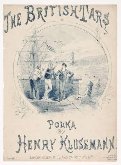 The British Tars Polka