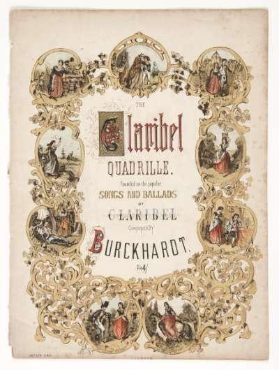 The Claribel Quadrille