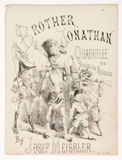 Brother Jonathan Quadriller