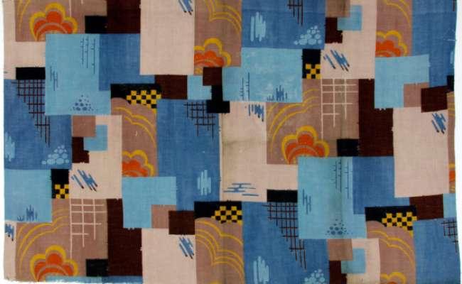 Silver Studio textile, 1934