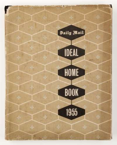 Daily Mail Ideal Home Book 1955