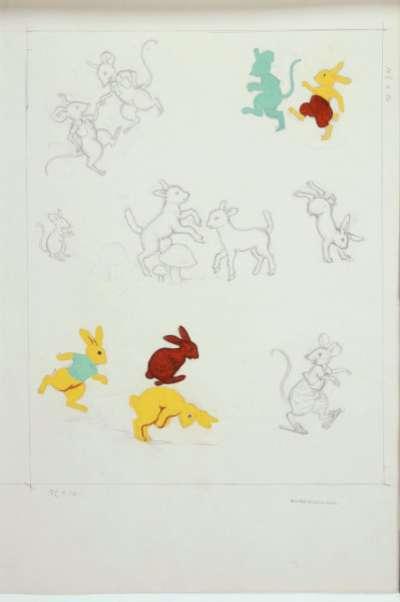 Rabbits, Lambs and Mice