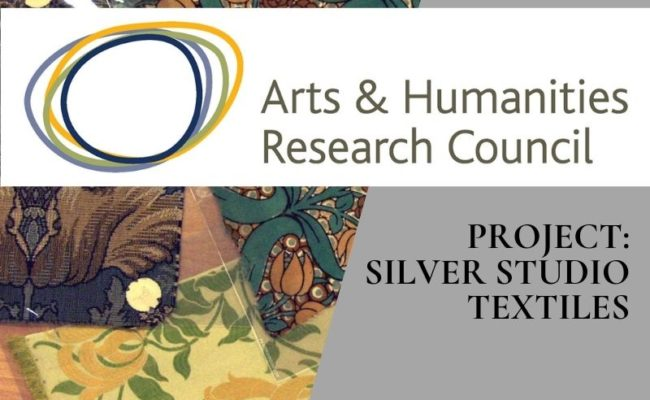 (2002-2004) Funded Conservation: Silver Studio Textiles