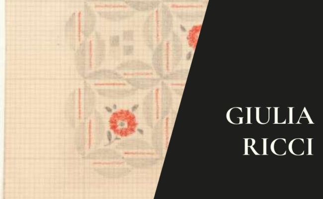 Giulia Ricci: Artist in Residence at Middlesex University