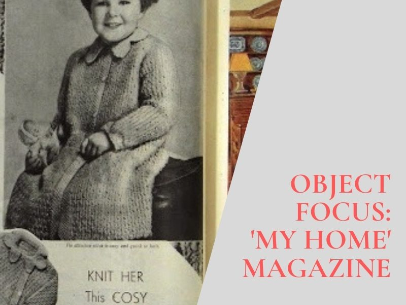 Object Focus, My Home Magazine