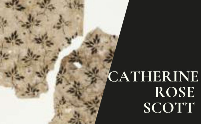 Catherine Rose Scott: Musings of a Wallpaper Rookie