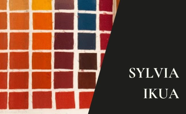 Sylvia Ikua: Collecting Colour