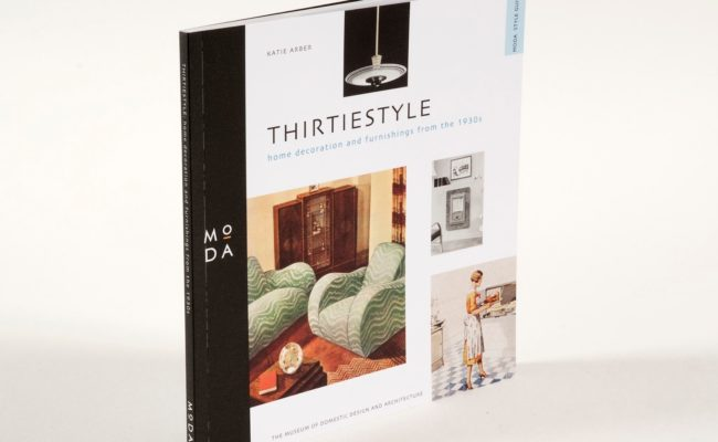 Thirtiestyle: Home decoration and furnishings from the 1930s