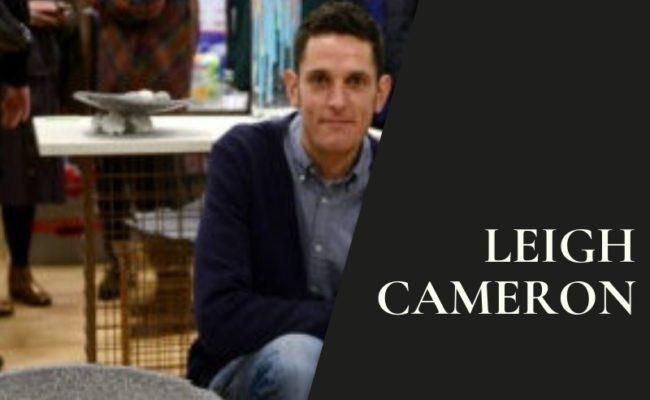 Leigh Cameron: designer-maker