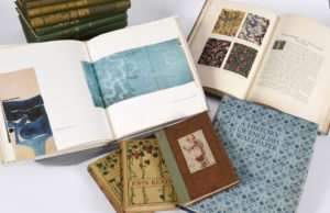 a selection of books from our collection