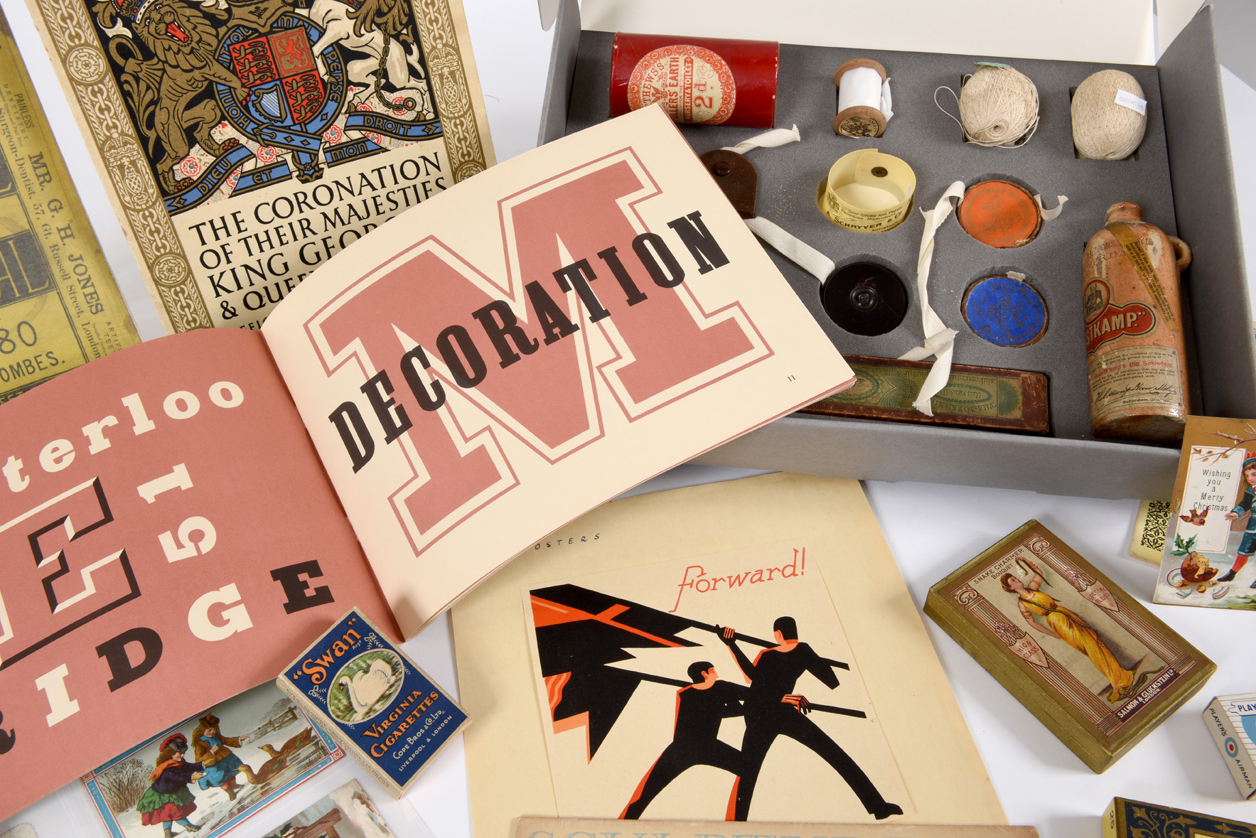 Charles Hasler Collection - Museum of Domestic Design and