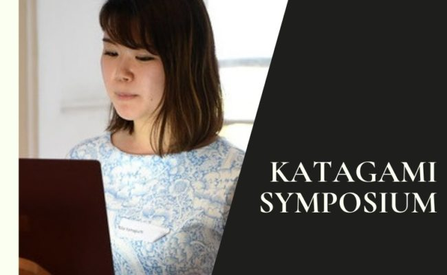 Speaker at MoDA's Katagami symposium