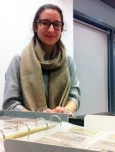 Sahava Baranow, UCL student