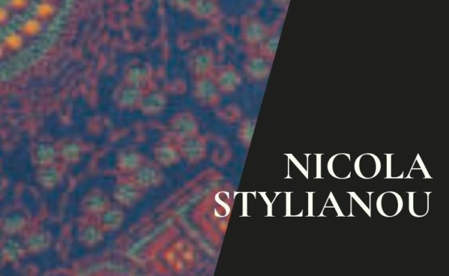 Nicola Stylianou: An insight into the design process