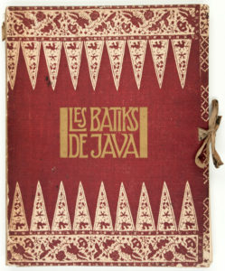 Les Batiks De Java by Daniel Real