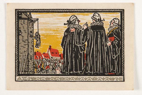 1919 Germany RHEINSBERG 75 Phennig Notgeld Banknote