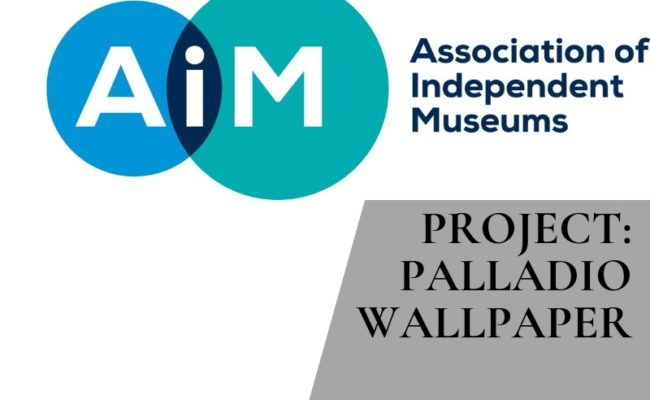 (2016) Funded Conservation: Palladio Wallpapers