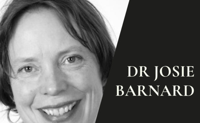 Dr Josie Barnard: Writing with Objects