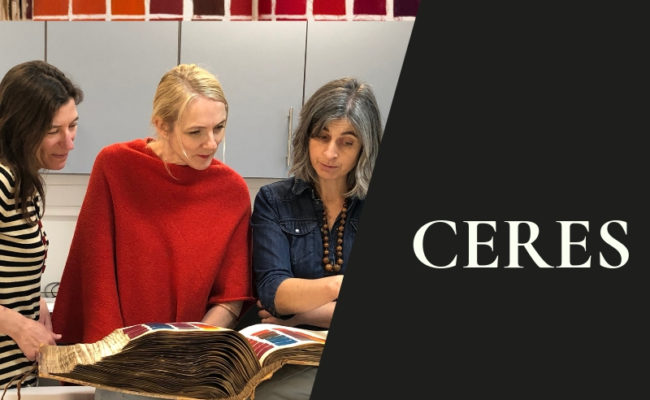 Ceres: Artists in Residence
