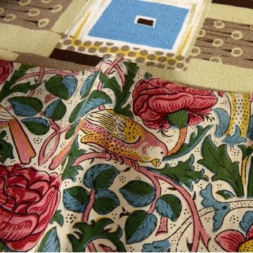 image linking to the textiles collection page