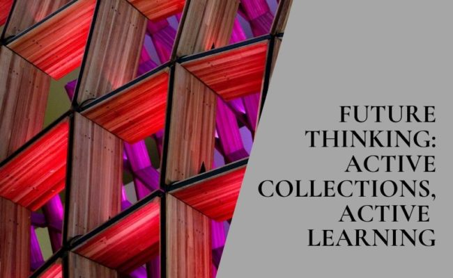 Active Collections, Active Learning